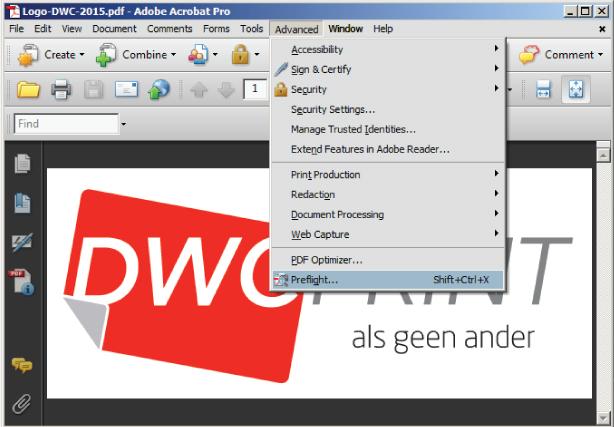 OntwerpTip: Controleer je eigen PDF bestanden