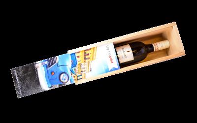Wijnkisten bedrukken: niet alleen voor kerst
