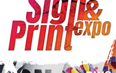 DWCPRINT op de Sign & Print Expo in Gorinchem!