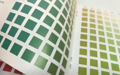 De schitterende mogelijkheden van metallic inkt